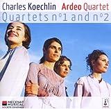 echange, troc  - quatuor à cordes n°1 op.51 - quatuor à cordes n°2 op.57