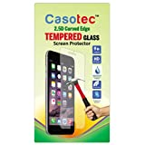 Casotec 2.5D Curved Edge Tempered Glass Screen Protector For Samsung Galaxy Note 5