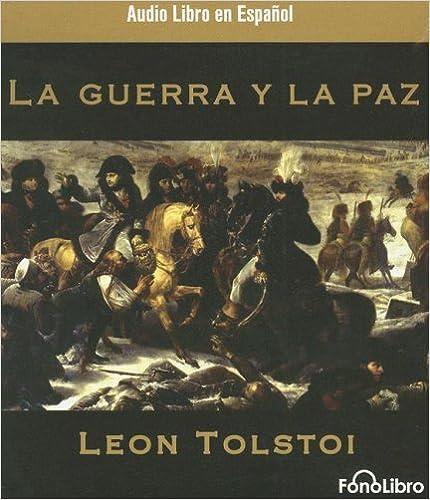 la Guerra es la Paz la Guerra y la Paz Spanish