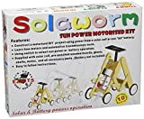 Cebekit - Tu primer gusano solar, juguete educativo, color beige (Fadisel C-9920)
