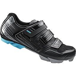 Shimano SH-WM53 Cycling Shoe - Women\'s Black, 43.0
