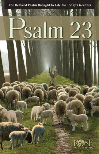 Psalm 23 B00K1LM9Z2/