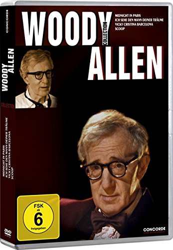 Woody Allen Collection [4 DVDs]