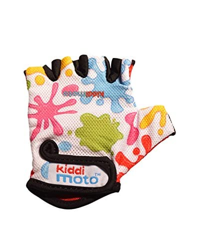 Kiddimoto Handschuhe Kids Design Sport Splatz / Farbkleckse