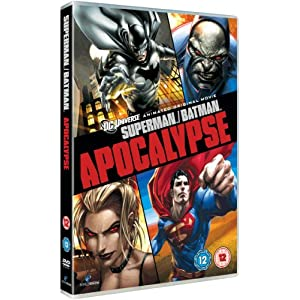 Post Thumbnail of Superman/Batman: Apocalypse