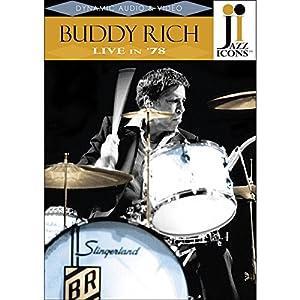 Jazz Icons-Buddy Rich