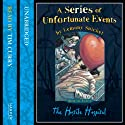 The Hostile Hospital: A Series of Unfortunate Events, Book 8 (       UNABRIDGED) by Lemony Snicket Narrated by Tim Curry