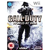 Call of Duty: World at War (Wii)by Activision