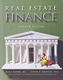img - for Real Estate Finance 7th , 2009 edition by Walt Huber, Levin P. Messick (2009) Paperback book / textbook / text book