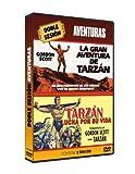 La gran aventura de Tarzan / Tarzán lucha por su vida [DVD] en Español