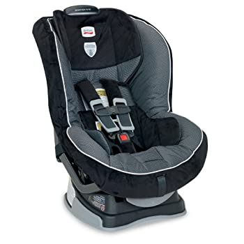 The Britax Marathon 70-G3 convertible car seat accommodates children rear facing from 5 to 40 pounds and forward facing from 20 up to 70 pounds. The Marathon 70-G3 is purposefully designed and engineered to minimize the forward movement of your child...