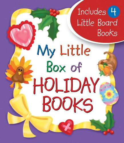 My Little Box of Holiday Books (Story of... series) PDF