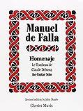 img - for Manuel De Falla: Homenaje Le Tombeau De Claude Debussy (Guitar Solo) book / textbook / text book