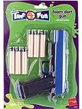 Smiffys Detective Gun and 6 Foam Darts