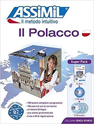 il-polacco-con-3-cd-audio-con-cd-audio-formato-mp3