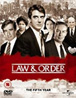 Law And Order - Fifth Series