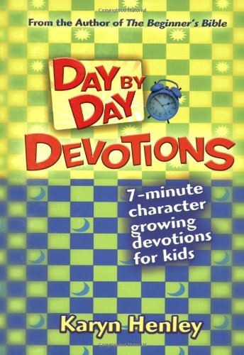 Day by Day Devotions: A year of character building devotions for kids (Devotions For Kids compare prices)