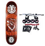 ELEMENT Complete Skateboard NICK GARCIA TIMBER 8.3 Featherlight Deck