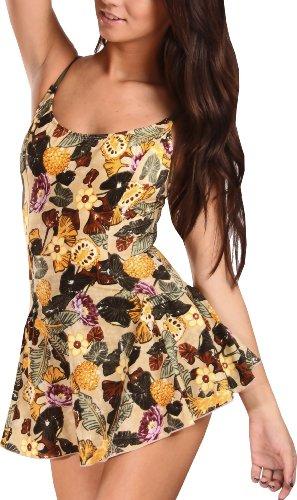 tobeinstyle-womens-delions-bougainvillea-one-piece-swimdress-beige-8