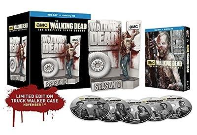 Walking Dead, The Sn6 [Blu-ray]