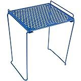 Five Star Extra Tall Locker Shelf, Holds 100 lbs., Fits 12 Width Lockers, Locker Accessories, Blue (73319)