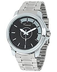 CAMERII Analogue Black Mens Watch - WM56