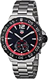 Tag Heuer Men's WAU1114.BA0858 Formula 1 Black Dial Dress Watch