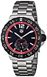 Tag Heuer Men's WAU1114.BA0858 Formula 1 Black Dial Dress Watch thumbnail