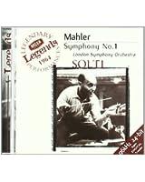 "Mahler : Symphonie n° 1 ""Titan"" (coll. Decca Legends)"