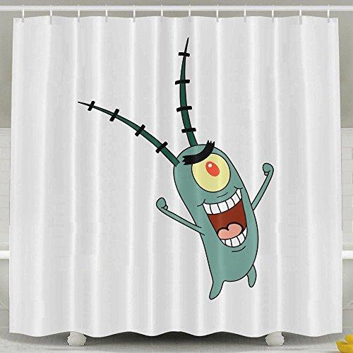 spongebob-squarepants-plankton-fashion-shower-curtain