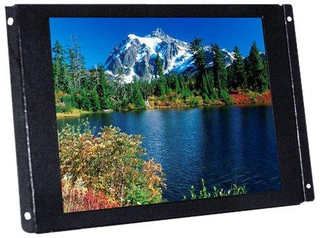 10.4'' In-Wall Mount TFT LCD Flat Panel Monitor w/VGA Input