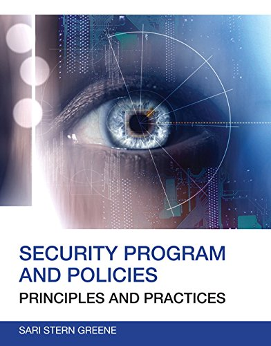 Security Program and Policies:Principles and Practices (Certification/Training)