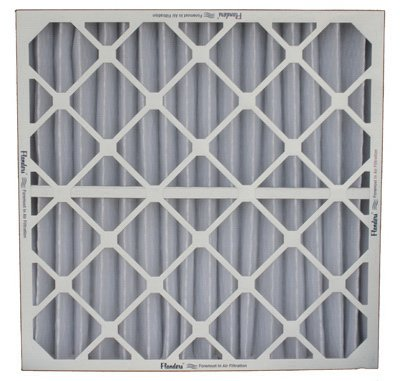 Nordic Pure 24x30x1 MERV 13 Plus Carbon Pleated AC Furnace Air Filters 2 Piece 24x30x1M13+C-2