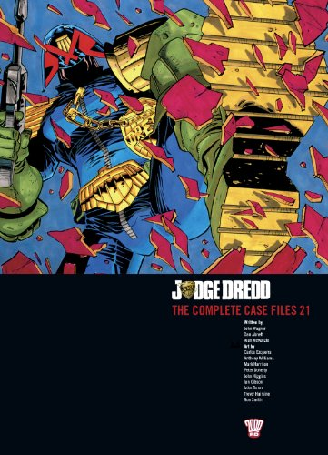 Judge Dredd Complete Case Files 21