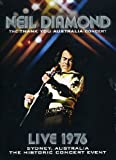 The Thank You Australia Concert: Live 1976 [DVD] [2008]