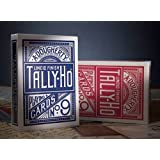 Tally Ho Circle Back Two Pack RED/Blue