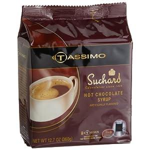 Tassimo Suchard Hot Chocolate T Discs 043000013168
