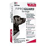 SENTRY Fiproguard Topical Flea and Tick Protection for Dogs, 23 to 44-lbs 3 Dose