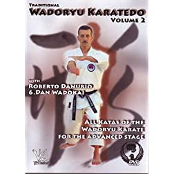 Wadoryu Traditional Karate-Do - Vol. 2 All Kata of Karate Wadoryu