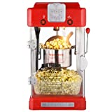 Great Northern Popcorn Machine Pop Pup 2-1/2oz Retro Style Popcorn Popper Review