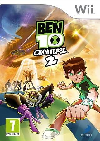 Ben 10 Omniverse 2 (Nintendo Wii)