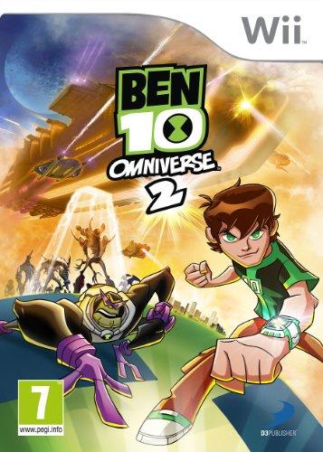 Ben 10 Omniverse 2  (Wii)