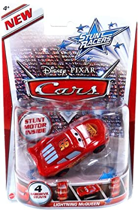 unknown Disney / Pixar CARS Stunt Racers Lightning McQueen at Sears.com