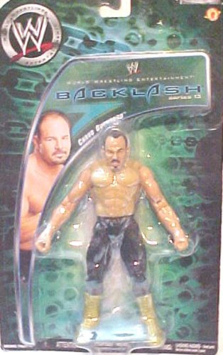 Buy Low Price Jakks Pacific WWE – 2008 – Backlash Series 13 – Chavo Guerrero Action Figure – Limited Edition – Collectible (B001QXW44K)