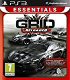 PS3 RACE DRIVER : GRID - RELOADED (EU)