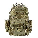 CVLIFE Outdoor 50L Military Rucksacks Tactical Backpack Assault Pack Combat Backpack Trekking Bag £¨CP£
