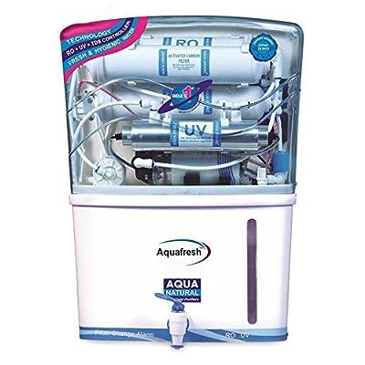 Aquafresh Aquagrand J13 12 ltr RO+UV+TDS Controller+UF+Mineral Cottage+Sediment+Carbon Filter + Free Extra Bowl...
