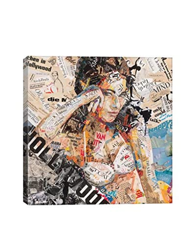 Ines Kouidis Hollywood Gallery Wrapped Canvas Print