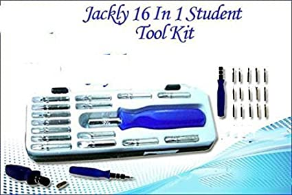 Generic 15 in 1 Screwdriver Tool Set with Magnetic Holder Image