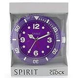 Spirit Funky Purple Alarm Clock Ideal For Kids